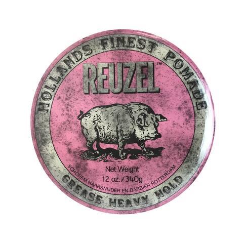 Reuzel Pink Pomade Heavy Grease 12 oz