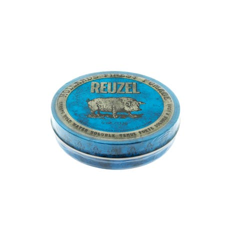 Reuzel Blue Pomade Strong Hold Water Soluble 4 oz