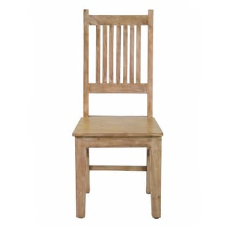 Rustic Mango Wood Dining Chair