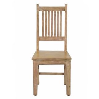 Rustic Mango Wood Dining Chair