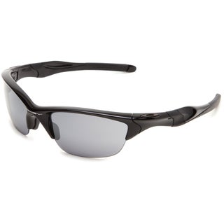 oakley womens half jacket asian fit sunglasses  oakley half jacket 2.0 sunglasses (black)