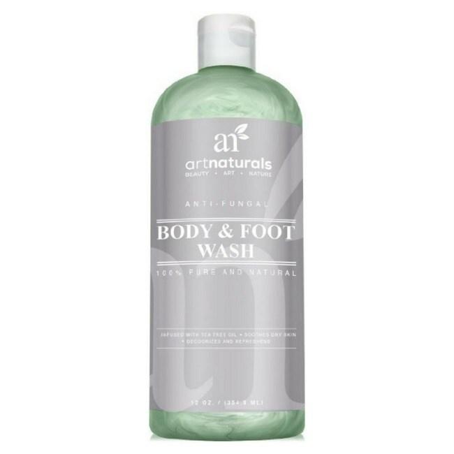 Art Naturals artnaturals 12-ounce Anti-fungal Soap with T...