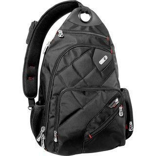 Ful Brick House Black 13-inch Laptop Backpack