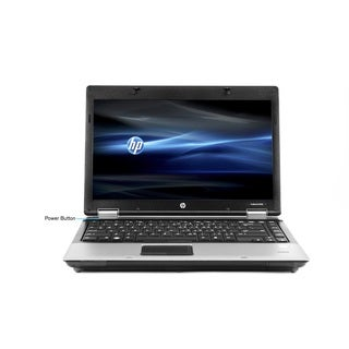 HP ProBook 6455B 14.1-inch display 2.8GHz AMD Phenom IIx2 CPU 4GB RAM 320GB HDD Windows 7 Laptop (Refurbished)