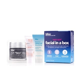 Bliss Night Night Facial in a Box