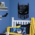 Roommates Batman Mask Peel and Stick Giant Wall Graphic