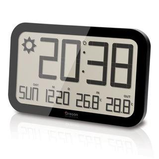 Oregon Scientific Jumbo Weather Wall Clock