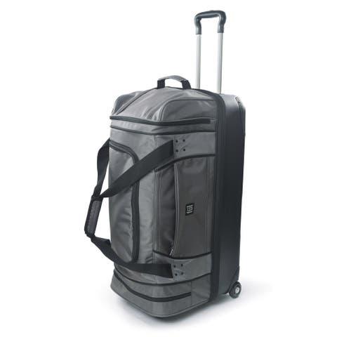 FUL Workhorse 30in Rolling Duffel Bag, Split Level Storage