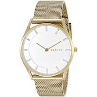 Skagen Women's SKW2377 'Holst Slim' Gold-Tone Stainless Steel Watch