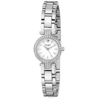 Kate Spade Women's 1YRU0768 'Tiny Gramercy' Crystal Stainless Steel Watch