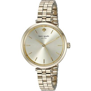 Kate Spade Women's 1YRU0858 'Holland' Gold-Tone Stainless Steel Watch