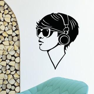 Music Inspirational Vinyl Wall Art Decal Sticker