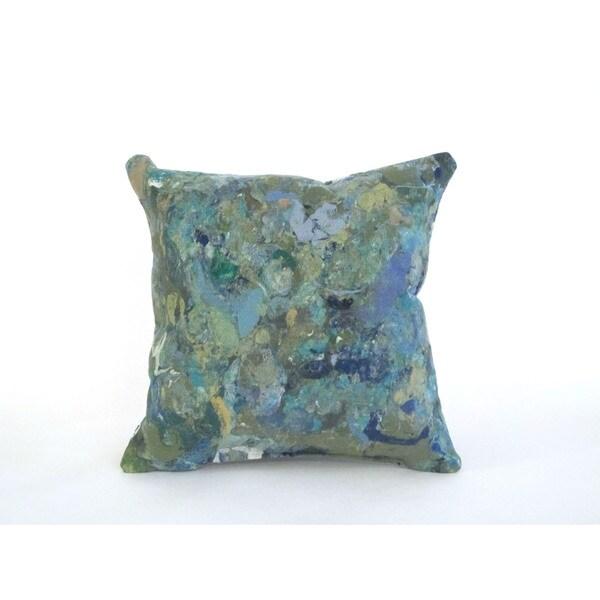 Stone 18-inch Throw Pillow