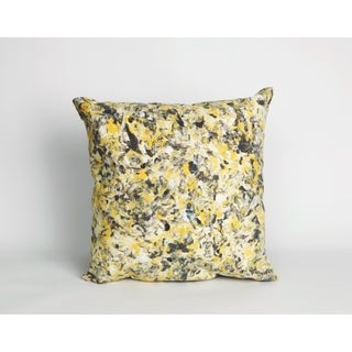 Marble 18-inch Throw Pillow