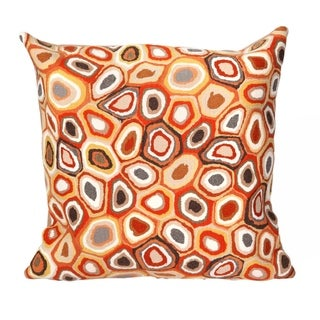 Pop Rocks 20-inch Throw Pillow