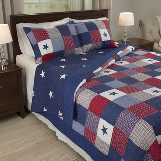 Link to Windsor Home Carolyn 3-piece Quilt Set Similar Items in Bed-in-a-Bag