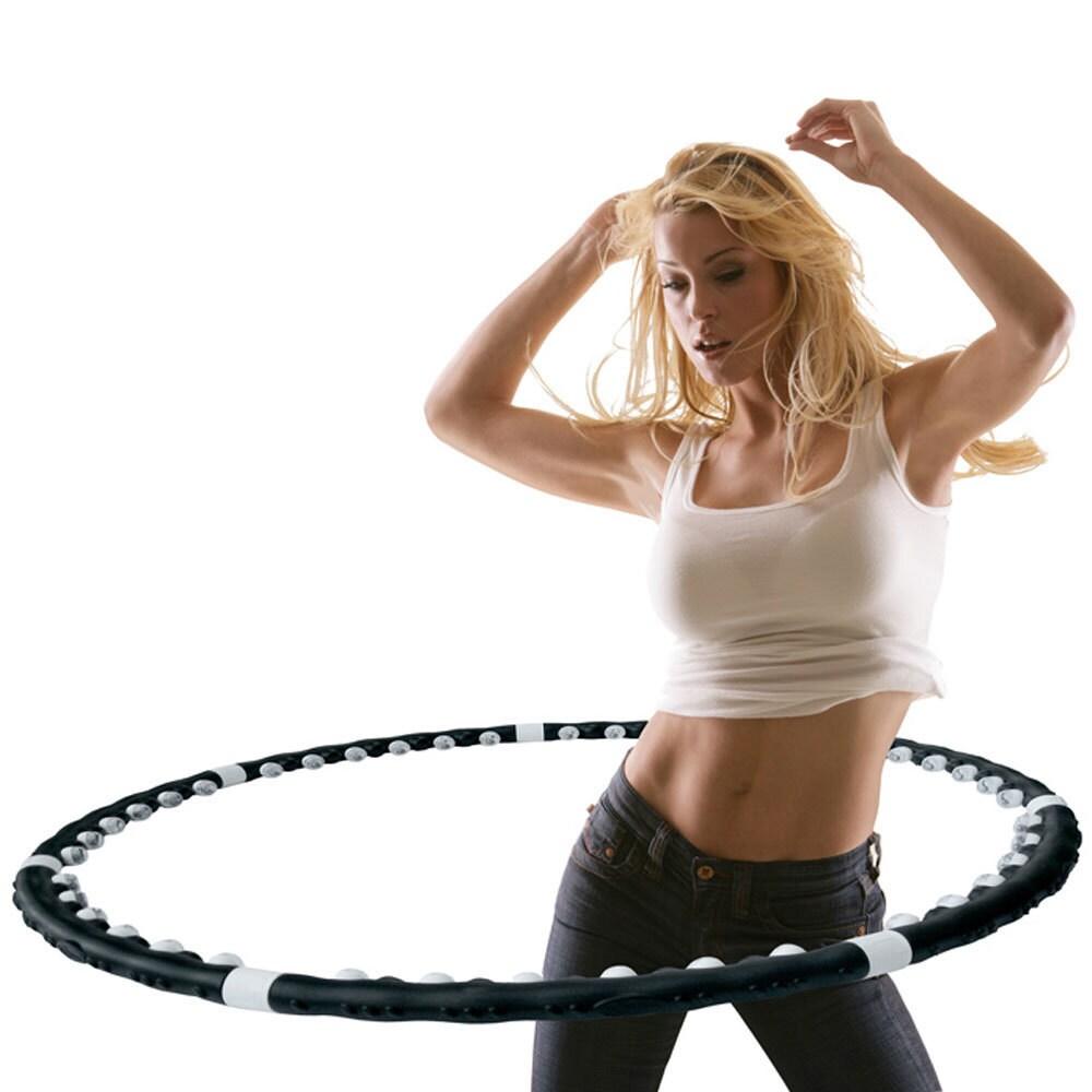 Trademark Massaging Hoop Exerciser with Magnets (Hoop Exe...
