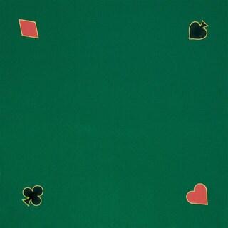 40x40 Green Playing Felt