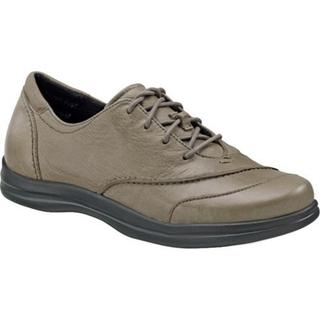 Women's Apex Karen Classic Lace Oxford Taupe Full Grain Leather