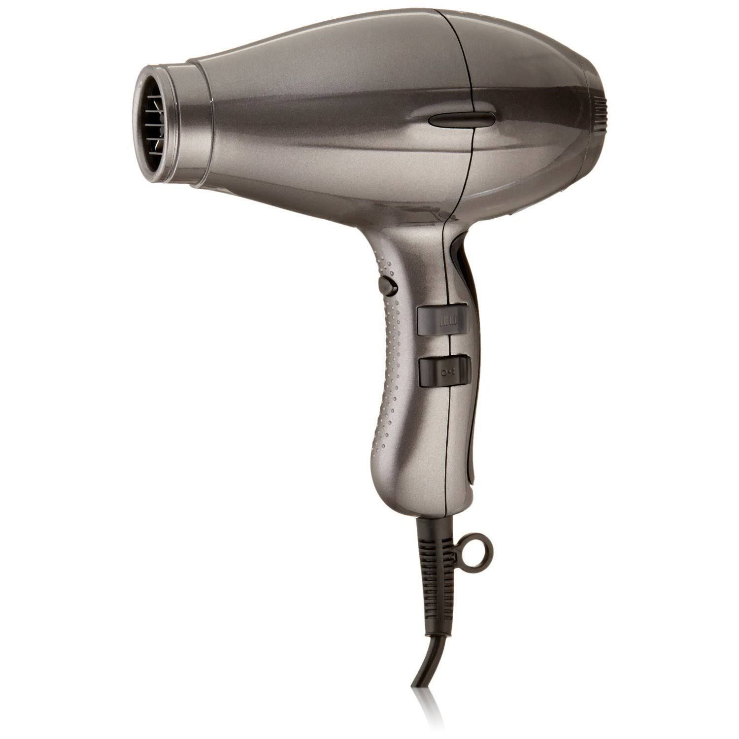 ELCHIM 3900 Light Ionic Grey Ceramic Hair Dryer (2lb 1oz)