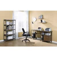 Homestar 4-shelf Laptop Desk