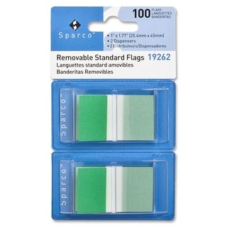 Sparco Removable Flag - (1 Per Pack)