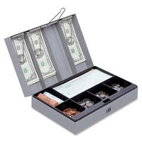 Sparco Steel Combination Lock Cash Box - (1/Each)
