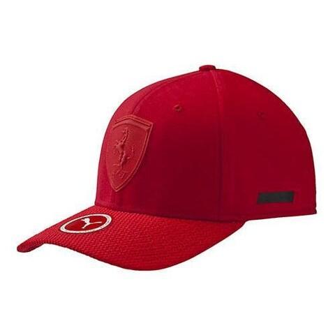 PUMA Ferrari First Cap Red