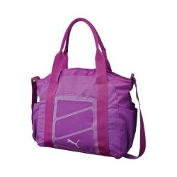Women's PUMA Alexia Tote Purple