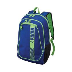 PUMA Axium Backpack Blue/Lime