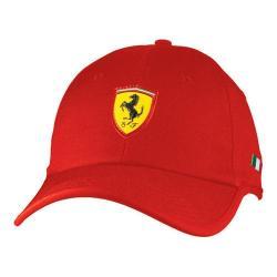 PUMA Ferrari Flowback Cap Red