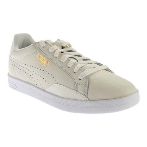 Women's PUMA Match Lo Basic Tennis Shoe Marshmallow/White