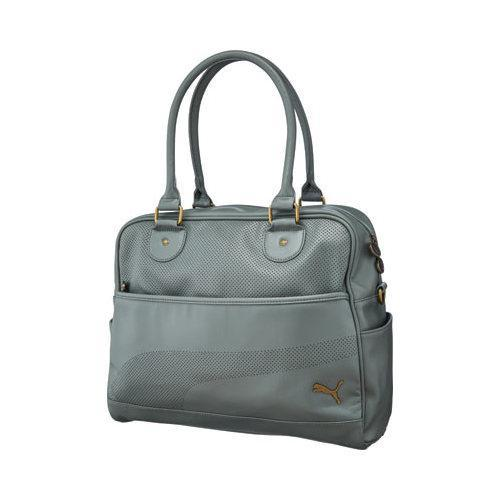 4f780f11cc55 Shop Women s PUMA Remix Carryall Tote Bag Grey Red - Free Shipping Today -  Overstock.com - 11818045