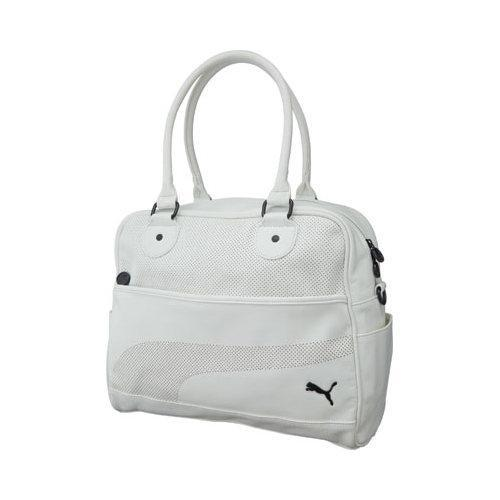 eb99e2a591b0 Shop Women s PUMA Remix Carryall Tote Bag White - Free Shipping Today -  Overstock - 11818046