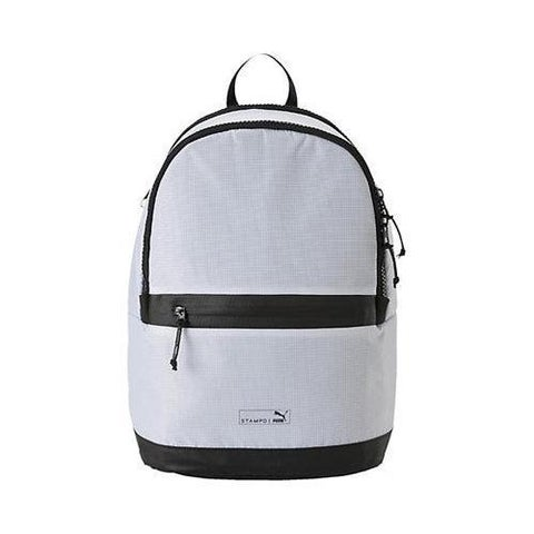 PUMA Stampd Backpack Gray/Black