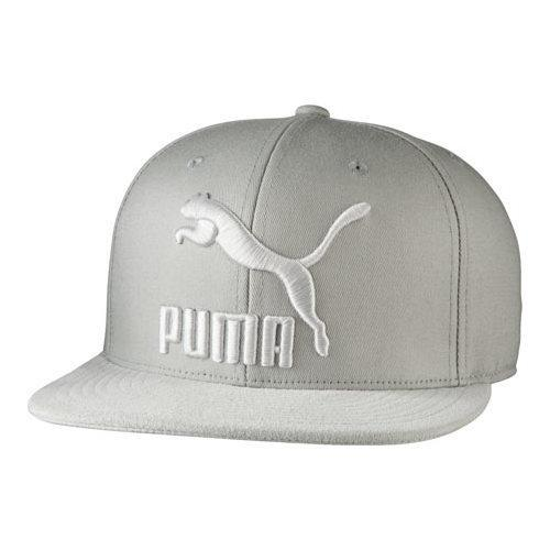 eb4a68af62c Shop Men s PUMA Suede Snapback Gray - On Sale - Free Shipping On Orders  Over  45 - Overstock - 11818052