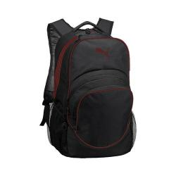 PUMA Teamsport Formation Ball Backpack Black/Burgundy