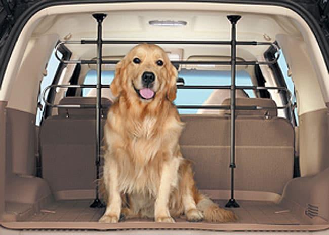JEEP CHEROKEE ALL YEARS Heavy Duty Deluxe Headrest Dog Guard Barrier