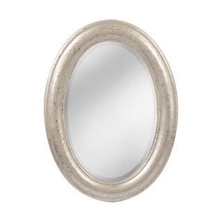 Clyburn Oval Silverlight Mirror