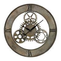 Industrial Cog Wall Clock