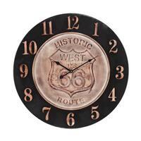 Route 66 Americana Clock