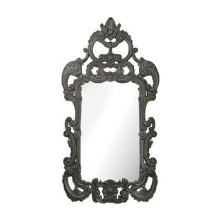 Rocco Black Ash Mirror