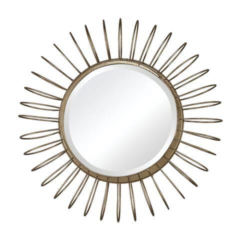 Green Field Mirror