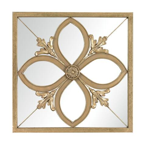 Albern Four Leaf Clover Mirror