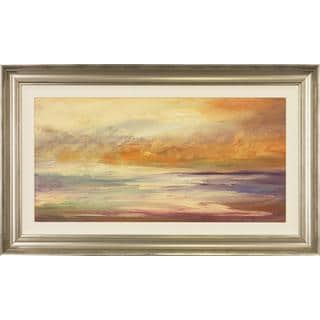 Shoreline Framed Art Print I