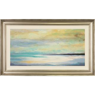 Shoreline Framed Art Print III