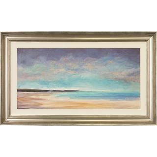 Shoreline Framed Art Print IV