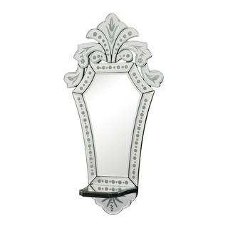 Lokes Mini Venetian Mirror with Shelf