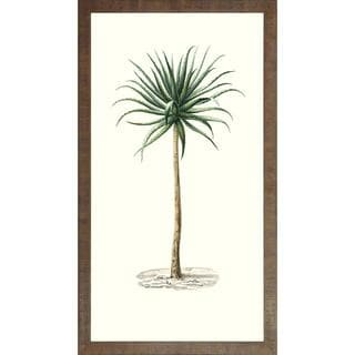 Tall Tropical Framed Art Print III