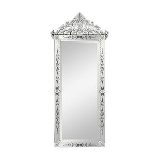 """Manor House Venetian Mirror - Silver - 32"""" w x 1""""d x 70""""h"""